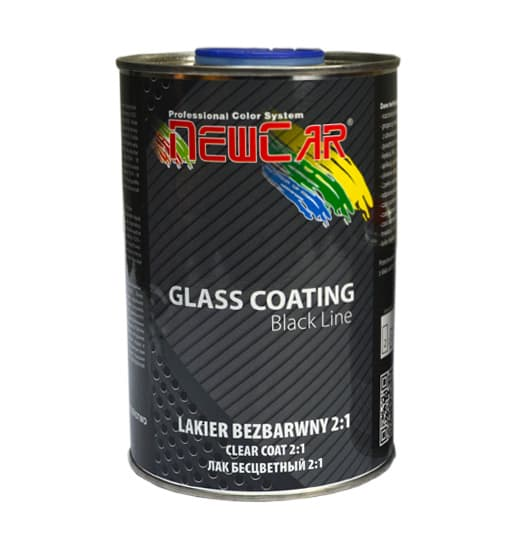 Lakier bezb Glass Coating int